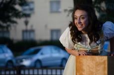 Ashlee Edgemon as Juliet