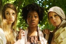The Witches (Keyanna Khatiblou, Stephanie Mattos, Elise Spoerlein)