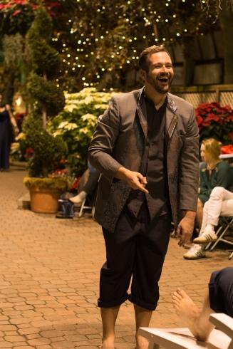 Adam Habben as Andrew Aguecheek
