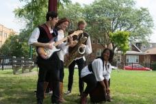 Erick Rivera, Emily Renee Shimskey, Martin Gutfeldt, Amber Hugee (Musicians)