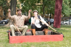 Adam Habben, Emily Renee Shimskey (Gravediggers)